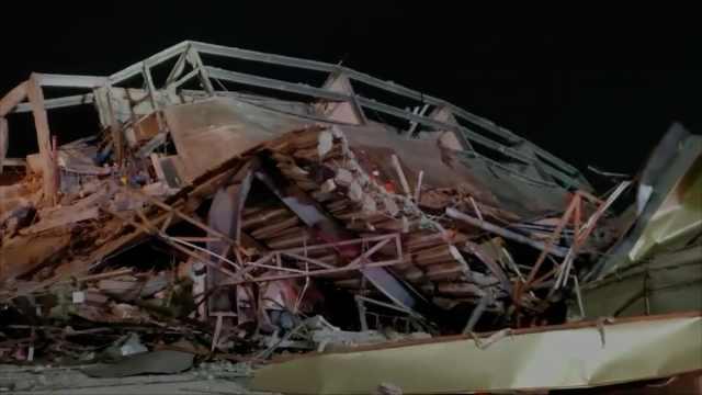 泉州坍塌酒店幸存者:我有温州健康码,但仍要集中隔离