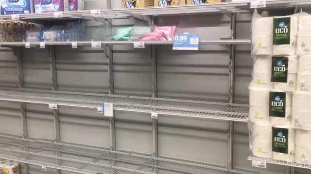 荷兰留学生实拍超市:卷纸冷冻食品销量惊人,蔬果肉类充足