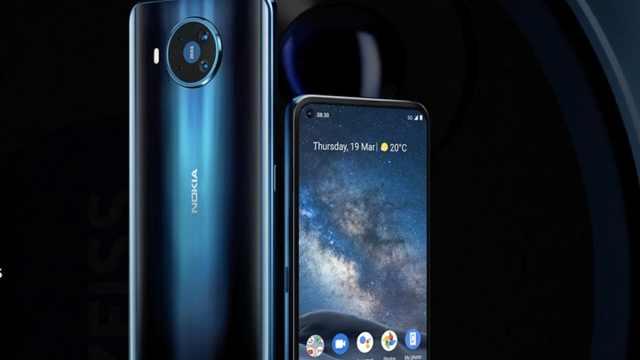 诺基亚首款5G手机发布:四摄像头,599欧元起售