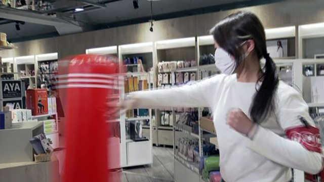 居家隔离压力大?日本各类解压产品销量猛增
