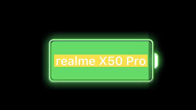 realme真我X50Pro充电速度实测,5分钟充入21%,真的很猛!
