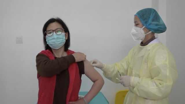 新冠疫苗试验女性志愿者:没顾虑是不可能的,憋太久想做点事
