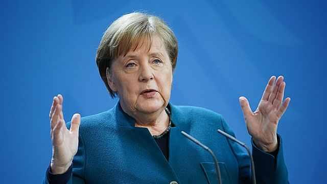 接触过确诊病例,德国总理默克尔自我隔离,将接受多次检测