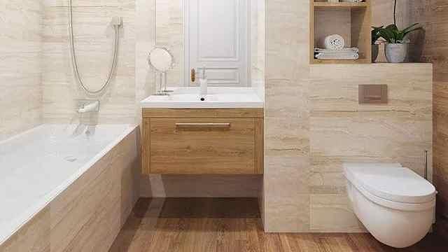 卫生间照着这么设计,20年不用再装修,入住后就知道有多好用
