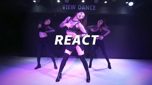 苗苗cover《REACT》,魅力四射!