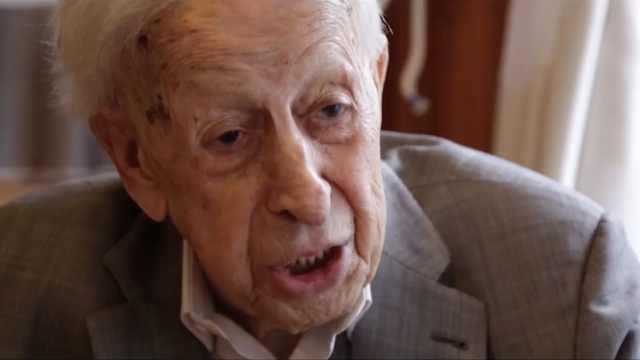 105岁的1918年大流感幸存者:别让悲剧重演,要互相帮助