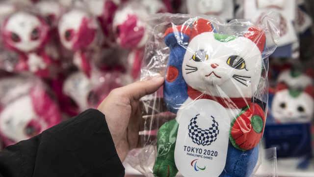 宣布延期后,日本民众疯抢东京奥运纪念品,官方商店宕机