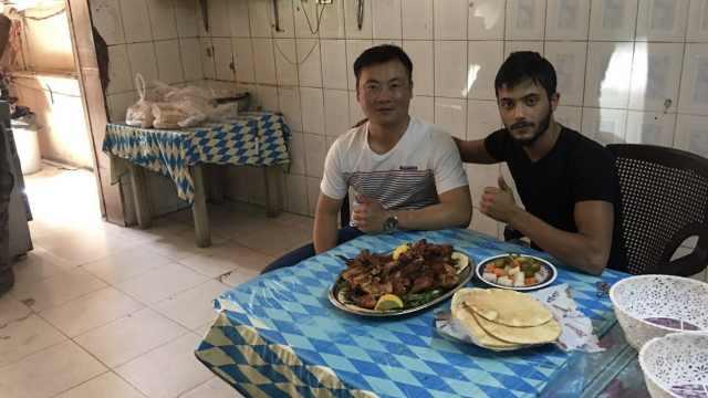在他乡|小伙沙特工作遇疫情:在工地不许外出,当地人全放假
