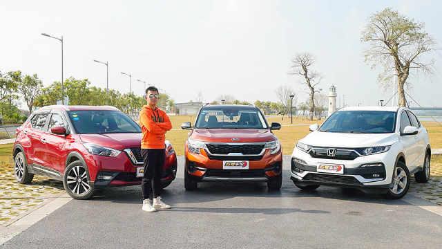 """争夺小型SUV""""最优选"""" 傲跑/XR-V/劲客三车对比(上)"""