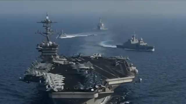 超百人感染新冠肺炎,美罗斯福号航母舰长请求支援:没必要死