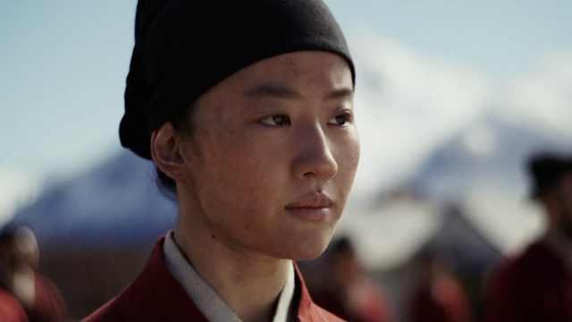 刘亦菲揭秘电影《花木兰》幕后的选角故事