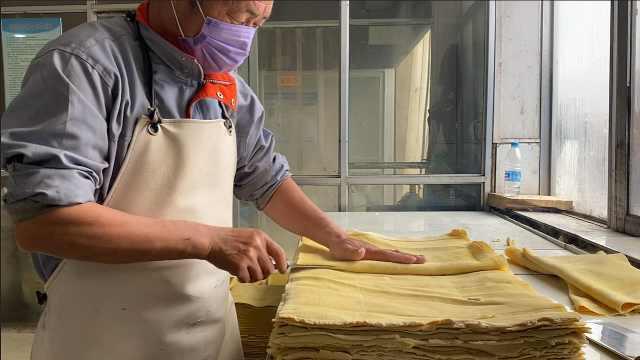 豆皮厂老板疫情期间损失近20万,停工仍坚持给员工发保底工资