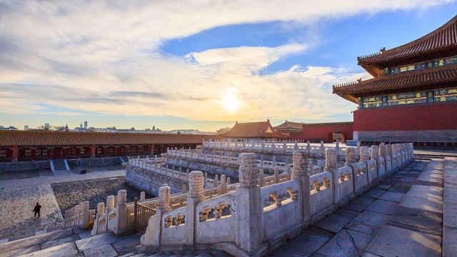 重达200多吨,距今600多年的石雕,是怎么被运送到故宫的呢?