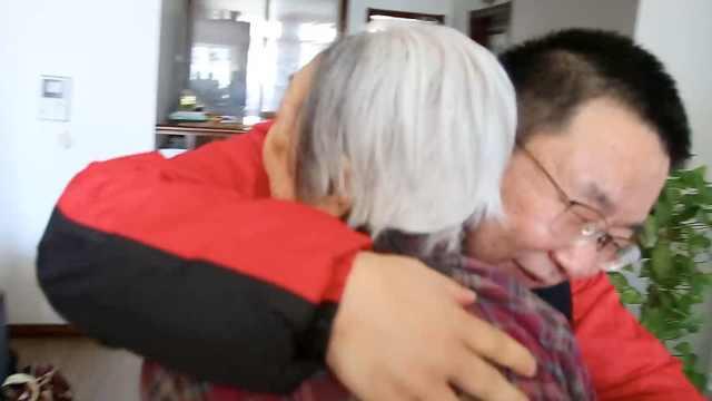 出征前剃光头母亲没认出,援鄂医生回家圆谎:从广州回来了