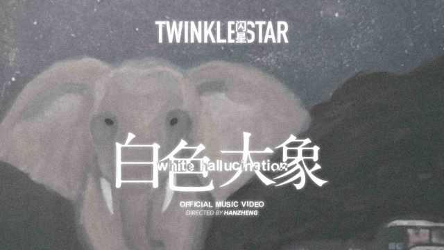 闪星乐队-白色大象MV