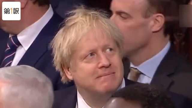 鲍里斯倒下后,代班首相的是谁?