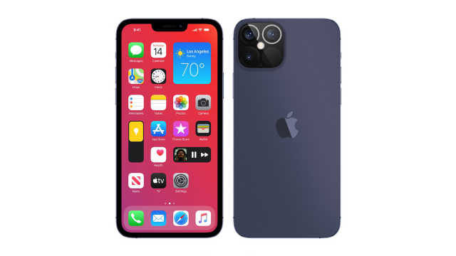 iPhone 12系列再曝刘海确定会变小