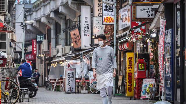 新冠病毒已致日本51家企业破产,4月份数量激增