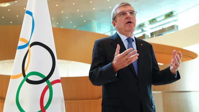 巴赫驳斥东京奥运会延期阴谋论:我们没有为奥运延期买保险