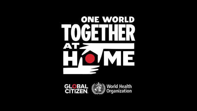 全世界明星一起举办线上演唱会:一起抗疫