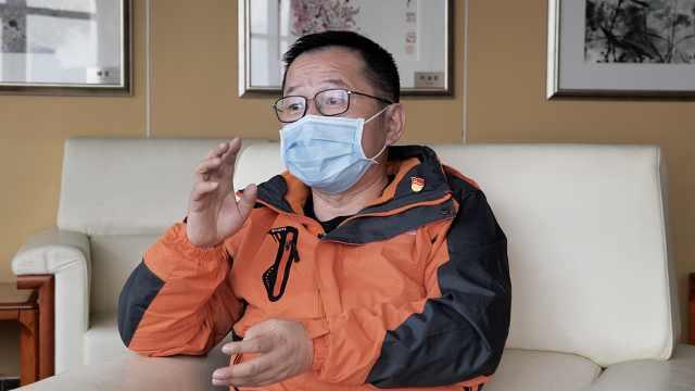 援鄂医护访谈|患者焦虑不断要求吃药,战病毒更要战恐惧