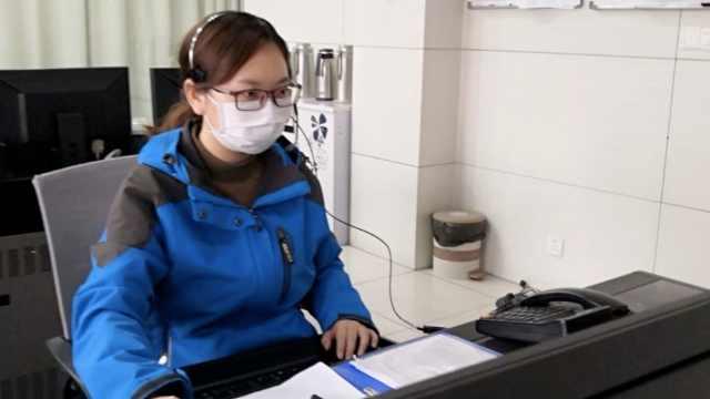 老人食物呛进气管呼吸困难,120调度员电话指导家属成功施救