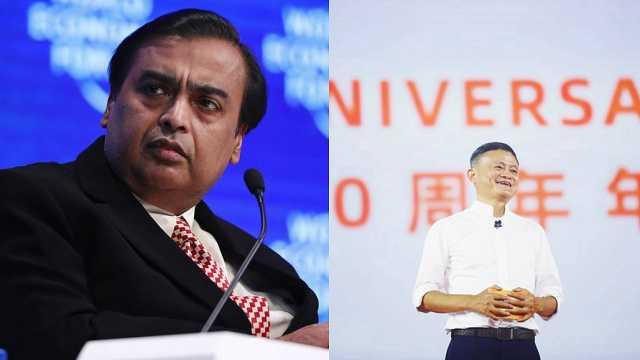 亚洲首富换人了!印度电信大亨超越马云上位
