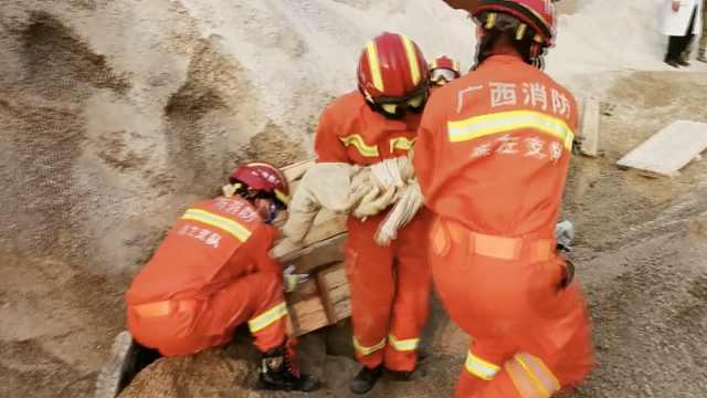 警惕!儿童玩沙石再酿悲剧,一人遭掩埋无生命迹象