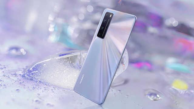 华为nova7系列发布:3款5G手机,售价2399元起