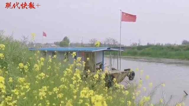 """淮安渔业村:""""债务村""""摘帽,外出打工的村民都回来了"""