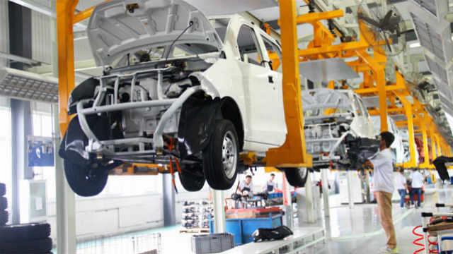 汽车制造业降80.2%,AI数看一季度主要工业行业利润