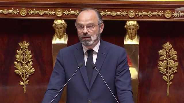 法国总理宣布5月11日解封细则:与病毒共存,按省渐进式推行