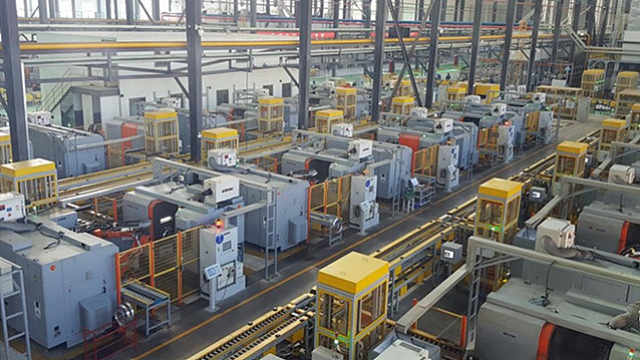 工业企业利润降36.7%