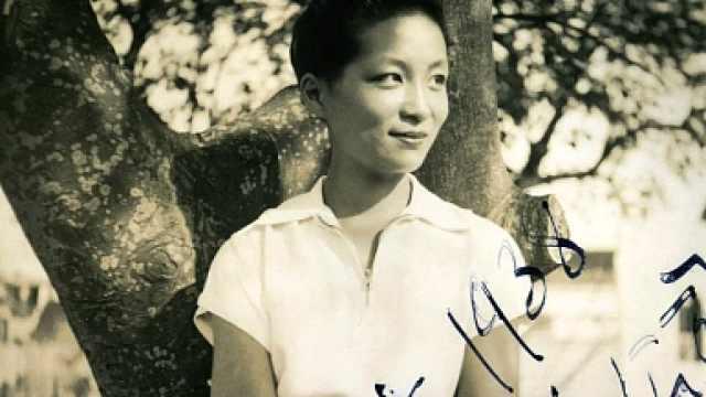 好莱坞第一位华人女导演