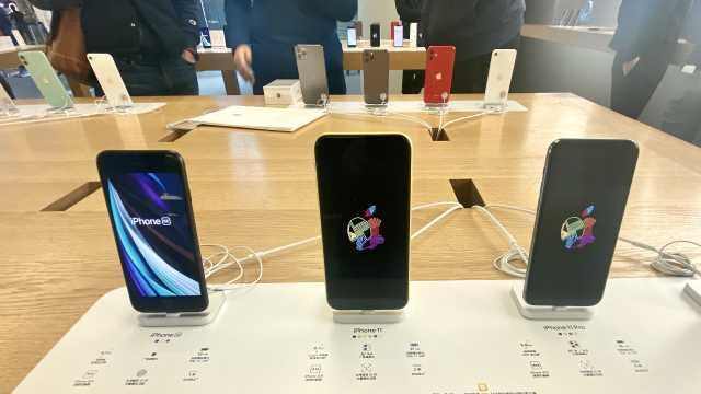 库克称:新iPhoneSE比最快的安卓手机还快