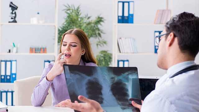 第4节:咳嗽与咳痰的辅助检查