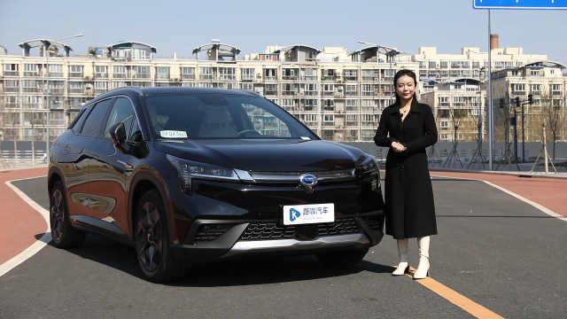 广汽新能源Aion LX 80 为啥敢卖30万?