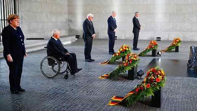 纪念二战欧洲战场结束75周年,德总统:疫情下欧洲必须团结