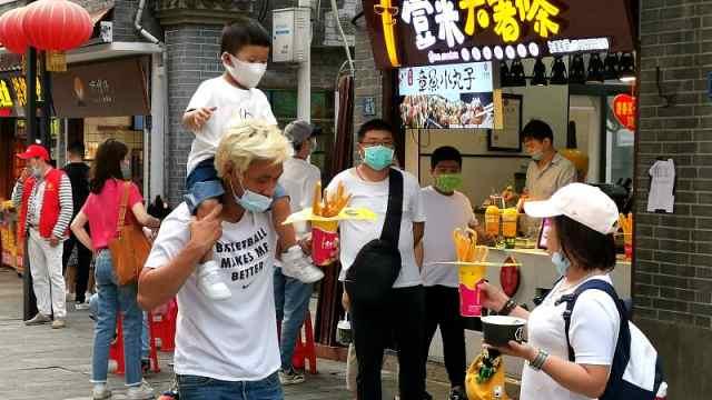 直播:走起,户部巷过早!武汉餐饮企业恢复堂食