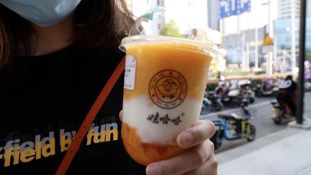 娃哈哈进军奶茶行业,AD钙奶成主要原料