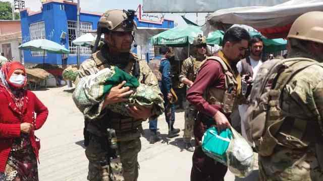 阿富汗医院护士节遭炸,已致5人死亡,设当地唯一妇产科病房