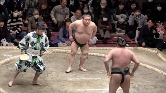 28岁日本相扑选手因新冠去世,日本首个感染新冠的相扑选手