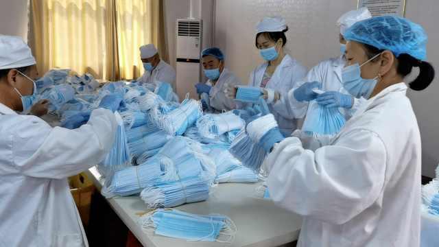 安徽一小镇疫情期涌现千家口罩厂:无订单八成已停产