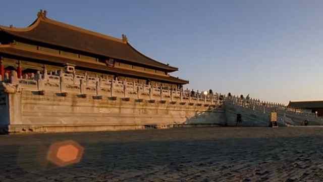 清朝皇帝为什么不住在紫禁城?