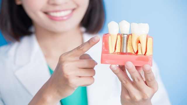什么是种植牙齿