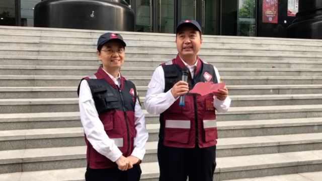 汶川抗震搭档12年后再携手国外抗疫,传递中国防控经验