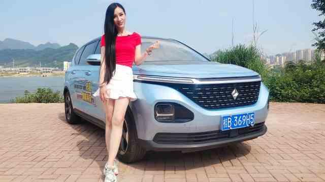 跨界MPV玩出新花样,试驾新宝骏RM-5