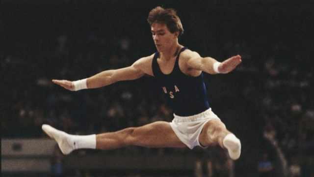 托马斯全旋创造者去世,他是美国男子体操首位