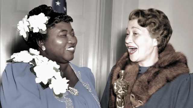 乱世佳人种族争议史:获奖黑人被逼坐后排,禁止参加奥斯卡舞会