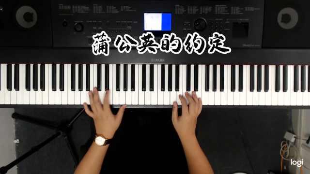 钢琴曲欣赏《蒲公英的约定》,你是友情还是错过的爱情?